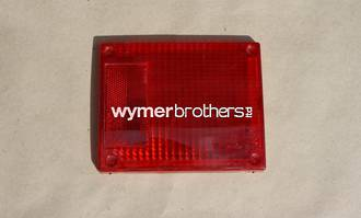 Lens Red RH Rear - BUY NOW