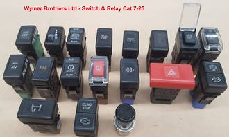 Electrical Switch & Relay -General - 2008+ In Cab